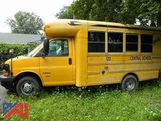 2006 Chevrolet Express 3500 School Bus