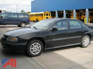 2000 Chevy Impala 4 Door
