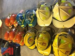 Metro Fire Helmets
