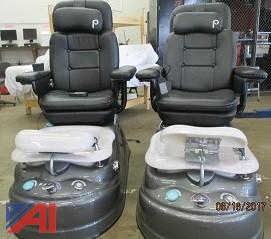 (2) Granito Jet Spa with 6-Mode Massage by Pibbs