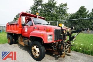 1998 Chevy C6500 Dump Truck/T-37
