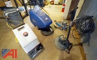 5PC Floor Cleaning Equipment