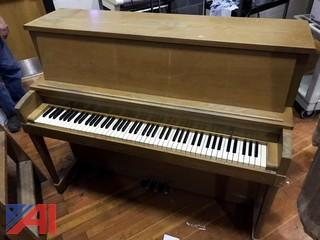 Vintage Hamilton Upright Piano