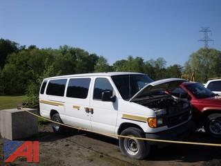 2004 Ford E350 Van