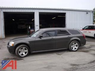2007 Dodge Magnum 4 Door Wagon