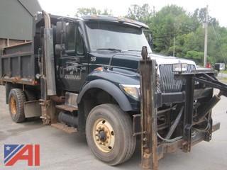 2005 International 7600 Dump