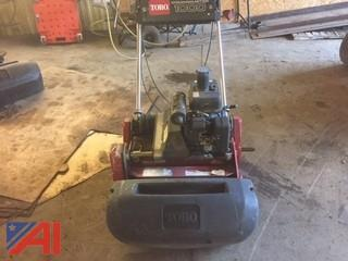 Toro 1000 Walker Greens Mower