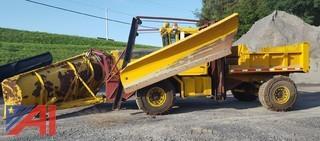 1975 Oshkosh P2427-1E1 Truck w/ Plow & Double Wing
