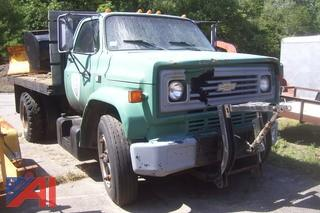 1988 Chevy C6500 Stake Dump