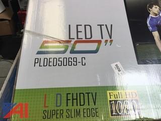"""Proscan PLDED5069-C 50"""" 1080p 60Hz LED HDTV"""