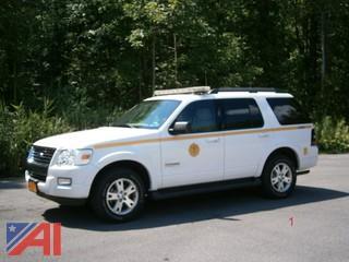 2007 Ford Explorer SUV
