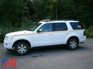2010 Ford Explorer SUV