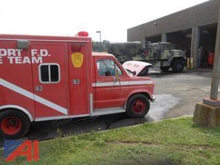 1985 Ford Ambulance