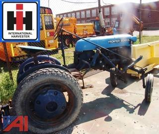 1951 International Farmall Cub Standard? Tractor