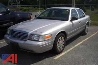 2006 Ford Crown Victoria 4DSD/Police Interceptor