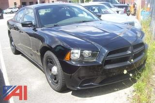 2012 Dodge Charger 4DSD/Police Interceptor