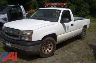 2005 Chevy Silverado 1500 Pickup