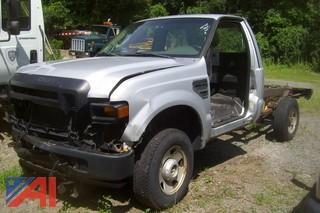 2008 Ford F250 4x4 Pickup