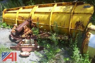 Valk 10' One Way Plow