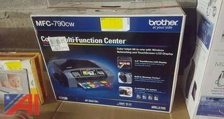 Brother Color Multi Function Printer