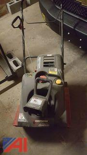 Craftsman Electric Start Snow Blower