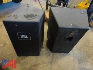 JBL Matching Speakers