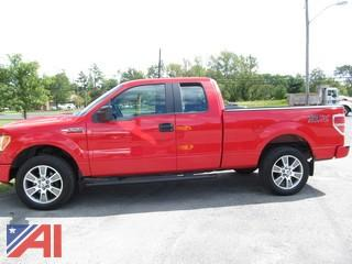 **5% BP** 2014 Ford F150 STX Sport