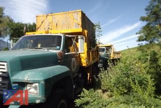 1990 Ford F800 Dump Truck