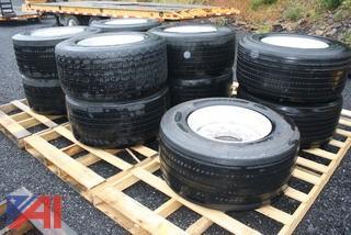 (11) Super Singles Tires
