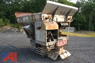 10' Stainless Steel Torwel Pony Motor Driven Sander