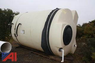 5000 Gallon Poly Liquid Storage Tank