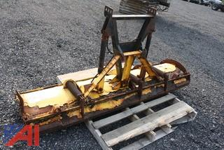 (3) Fisher Plows