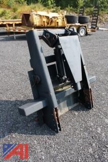 Heavy Truck Plow Frame