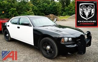 2010 Dodge Charger 4-door Sedan/Police Vehicle