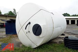 Chem-Tainer 6,400 Gallon Poly Storage Tank