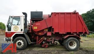 1993 Ford Cargo 700 Vacall Street Sweeper/Cleaner