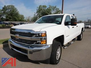 **4% BP** 2015 Chevy Silverado 2500 Pickup 4x4