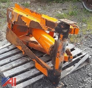 Dump Truck Body Hoist