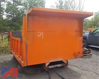 McClain Galion Dump Box Body