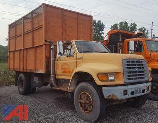 1997 Ford F800 Super Duty Box Truck