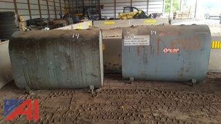 Single Wall Oil Tanks