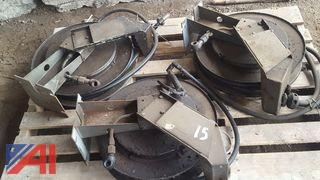 Assorted Air Hose Reels