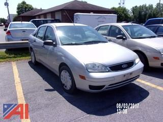 2007 Ford Focus 4DSD
