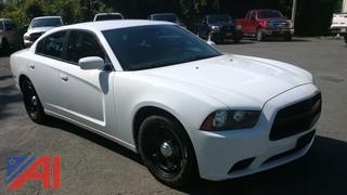 2013 Dodge Charger 4DSD/Police Vehicle