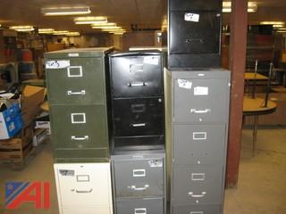 (1) Pallet of Filing Cabinets