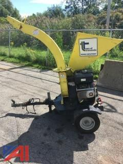DR Commercial Rapid-Feed Chipper