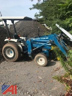 1989 Ford 1310 Tractor