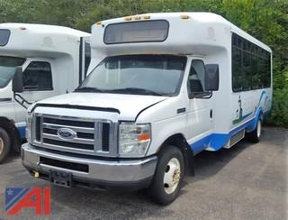 2009 Ford/Eldorado E450 Super Duty Bus