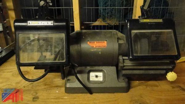 Auctions International - Auction: Dryden CSD ITEM: Grizzly