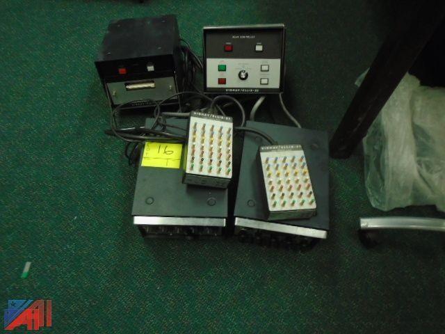 Electronic surplus terminal strips really